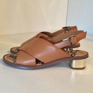 Sam Edelman Leather Sandals Size 6